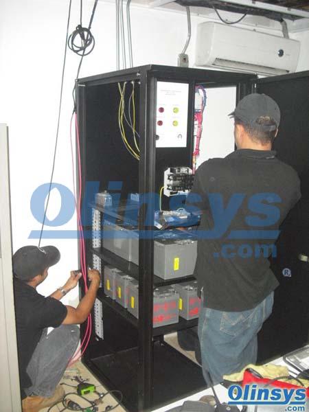 Makro UPS Project